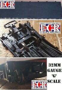 32mm-GAUGE-G-SCALE-FLATBED-TO-BUILD-ON-RAILWAY-TRUCK-GARDEN-TRAIN-32-mm-FLAT-BED
