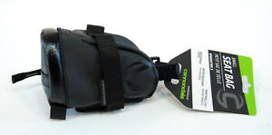 CANNONDALE-SPEEDSTER-2-BICYCLE-SEAT-BAG-BLACK-SIZE-SMALL