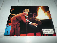 PHOTO EXPLOITATION GREAT BALLS OF FIRE 1989 DENNIS QUAID  RYDER ALEC BALDWIN