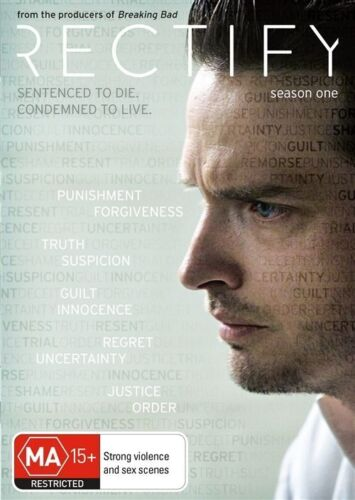 1 of 1 - RECTIFY : SEASON 1 - Aden Young (DVD, 2-Disc Set, Free Postage)