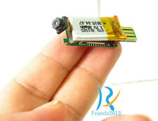 Smallest Built-in battery mini spy hidden HD micro pinhole camera cam recorder