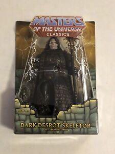 Masters Universe SUPER 7 William Stout MOTU Classics Movie DARK DESPOT SKELETOR
