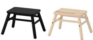 Ikea Vilto Wooden Step Stool Children S