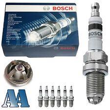 6 x bujía de encendido Bosch 0242236562 fgr7dqp+ bmw e30 e36 e46 e34 e39 e60 e32 e38 e85
