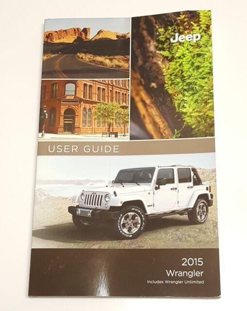 2016 Jeep Wrangler Rubicon 4x4 Manual Guide
