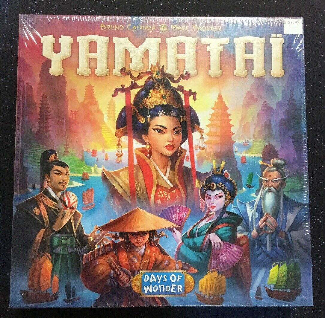 Yamatai by Days of Wonder (New and Sealed)