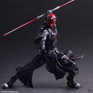 SQUARE-ENIX-VARIANT-PLAY-ARTS-KAI-STAR-WARS-DARTH-MAUL-ACTION-FIGURE-FIGURINE