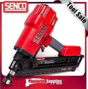 Senco-Nailer-Nail-Gun-Framing-Clipped-Head-FramePro-FinishPro-SN751XP