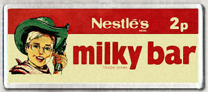 MILKY-BAR-large-fridge-magnet-CLASSIC-70s-COOL