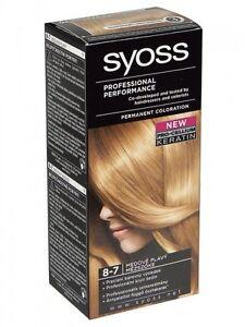 Syoss Hair Color Honey Blonde