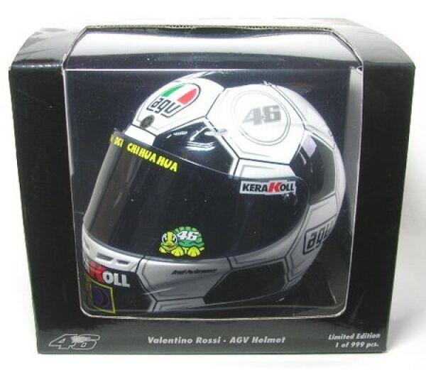 V.Rossi AGV Casco Casco Casco Moto Gp Barcelona 2008 37f356