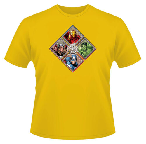 Details about  /Mens T-Shirt The Avengers Ideal Gift or Birthday Present.