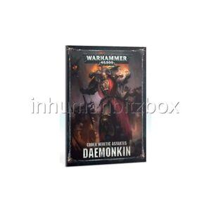 SWO33-CODEX-DAEMONKIN-ENGLISH-ED-SHADOWSPEAR-OMBRELANCE-WARHAMMER-40000-BITZ