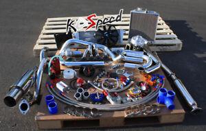 STAGE II T TURBO KIT ACURA INTEGRA GSR DC BSERIES BOLTON - Acura integra turbo kit