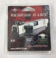 Laserlyte Rear Sight Laser - Xd & Xd(m) (model Rl-xd)