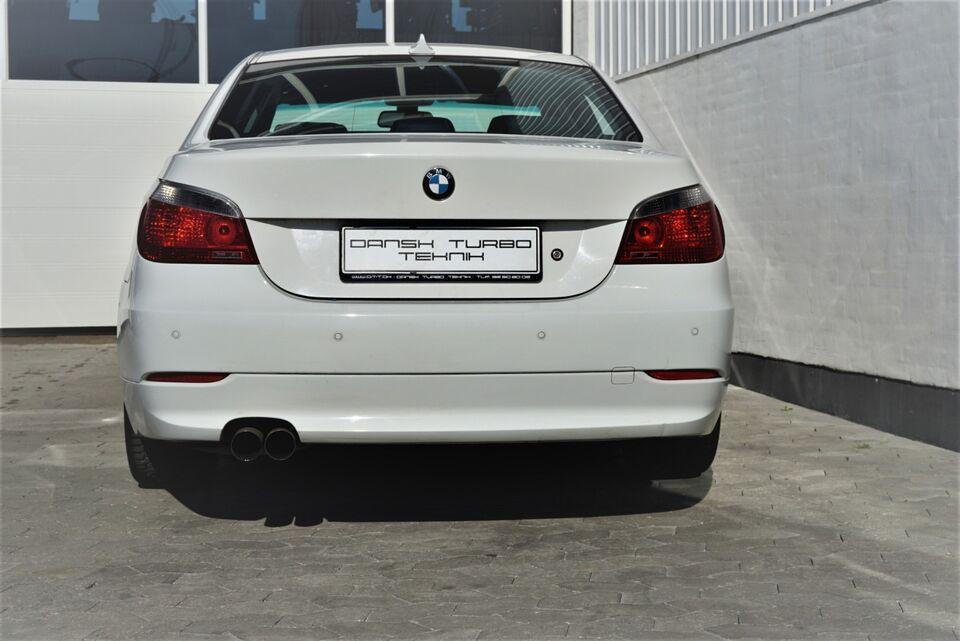 BMW 530i 3,0 aut. Benzin aut. Automatgear modelår 2004 km
