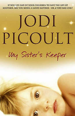 """""""AS NEW"""" My Sister's Keeper, Picoult, Jodi, Book"""