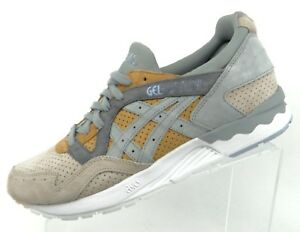 f19744f33084 Details about New Asics GEL-Lyte V Men s Size 10.5 Apricot Nectar Mid Grey  Suede HL7K0-5996