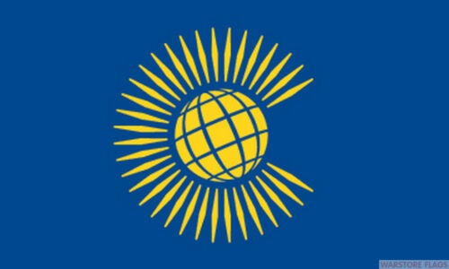 COMMONWEALTH OF NATIONS 5 X 3 FEET FLAG polyester flags British empire