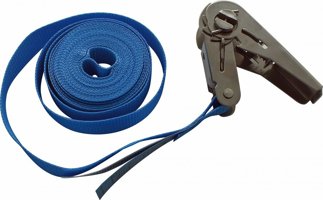 Navyline Tension Belt Strap Strap with Stainless Steel Ratchet 800 Dan 5m or 7m