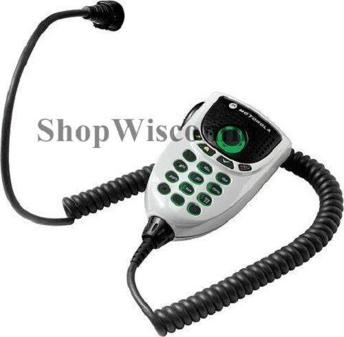 Motorola APX XTL Impres Keypad Mic HMN4079 APX4500 APX7500 XTL5000 PM1500 NEW