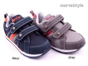 7d9826ff24f2 BOYS SNEAKERS ECO-LEATHER SUEDE TRAINERS UK size 10-13   EUR 28-31 ...