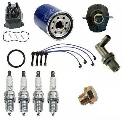 Tune Up Kit for Honda Accord 2.3L V-Tec EX LX SE Spark Plugs Wires 1998-2002