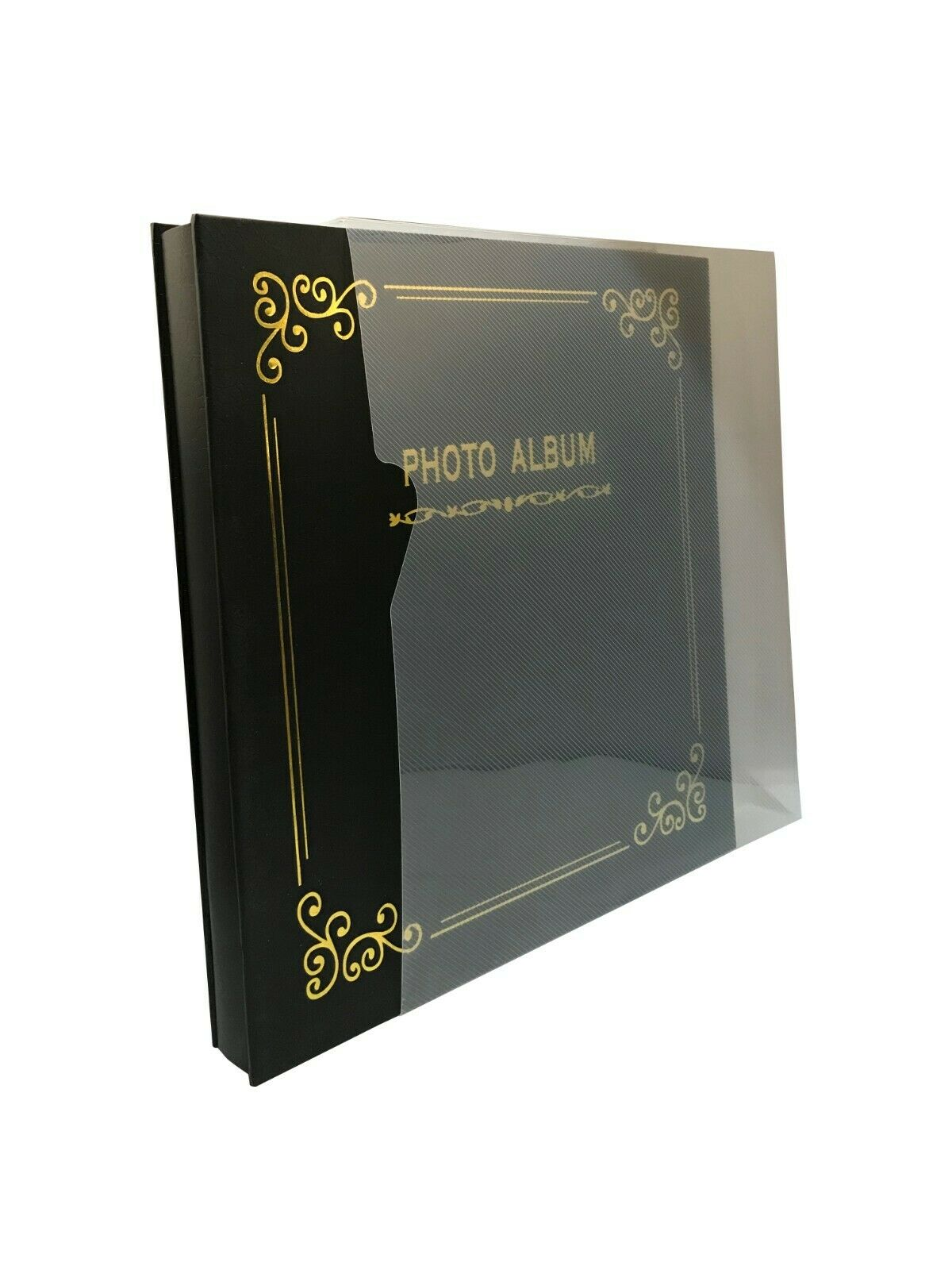 Large Self Adhesive Photo Album Hold Various Sized Picture Up to A4 XMAS Gift