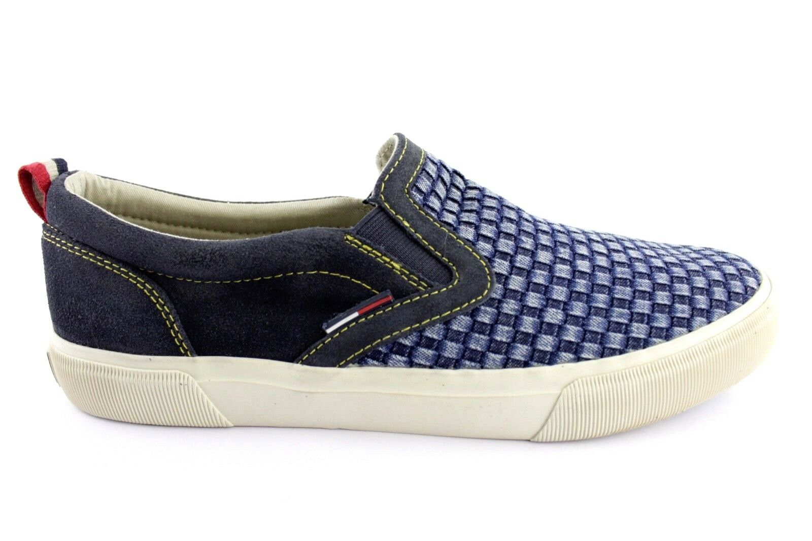 Tommy Halbschuhe Hilfiger Herren Slipper Sneaker Niedrig Halbschuhe Tommy Skaterschuhe Schuhe Gr. 42 4f6da3