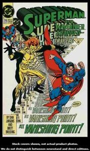 Superman-2nd-Series-73-DC-1992-FN-Doomsday-Cameo