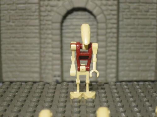 G5 // 10 LEGO STAR WARS FIGUREN DRUIDEN VADER DARTH MAUL COMMANDER TROOPER kg