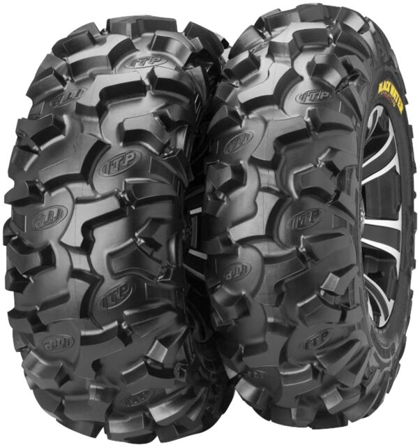 25x11Rx12 25X11-12 6P0060 37-3656 ITP 6P0060 Blackwater Evolution Tire Rear