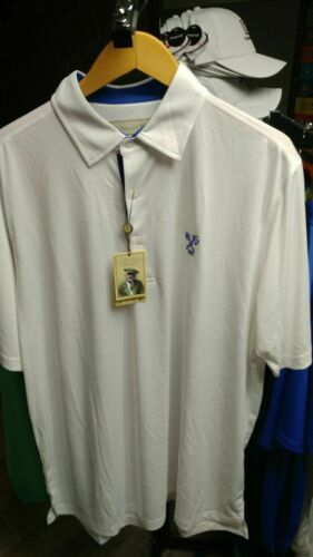 Donald Ross Solid Polo Shirts 3 Colors Available