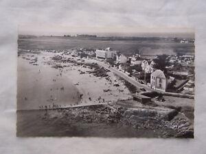 Ancienne Carte Postale Vue Du Ciel Port Haliguen Plage Du Porigo En Quiberon Rgfgeyna-10041604-880855677