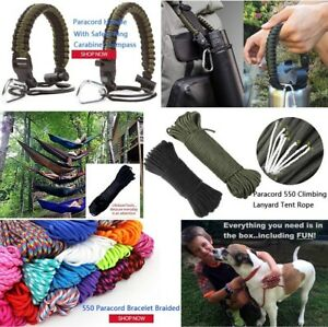 10m-4mm-7-stand-Cores-Paracord-for-Survival-Lanyard-Camping-Climbing-Ropes