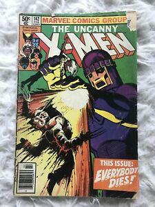 Uncanny-X-Men-142-GD-2-0-Days-of-Future-Past-Part-2-Wolverine-Storm
