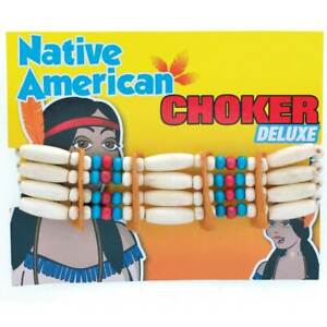 Native-American-Indian-Necklace-Choker