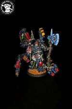 Warhammer 40K Space Marine Techmarine,1 original miniature, PRO PAINTED, resin