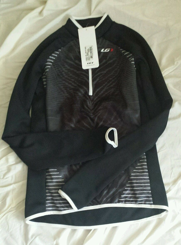 Louis Garneau Gardena 2  Jersey - Long Sleeve - Women's size S P  limited edition