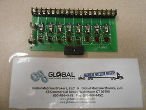 Universal Instruments 27424 / 27425, 8AC Out 2, Rev A, Circuit Board Card