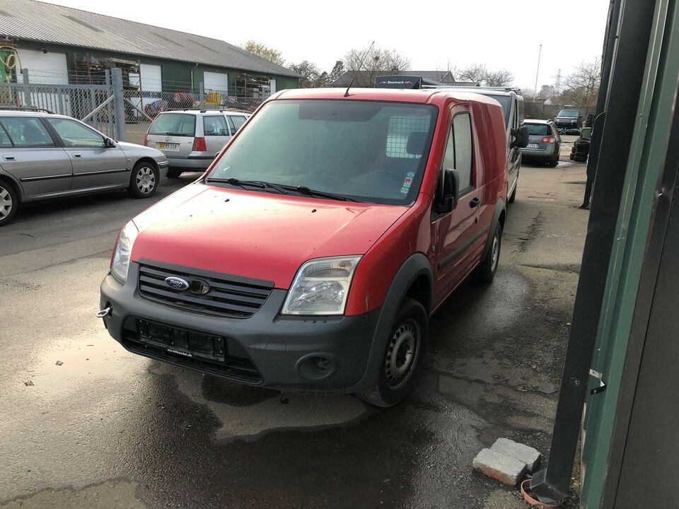 Ford, Transit Connect, 1,8 TDCi 90 200S Ambiente