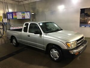 2000 Toyota Tacoma extended cab