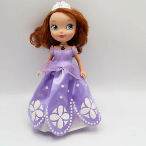 Princess Sofia Singing doll -- sings only one song but is