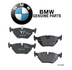 Fits BMW 3 Series E46 318i Genuine Brembo Front Brake Pads Set