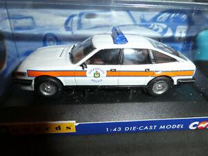 Rover SD1 Vitesse Grampian Police 1:43 RHD
