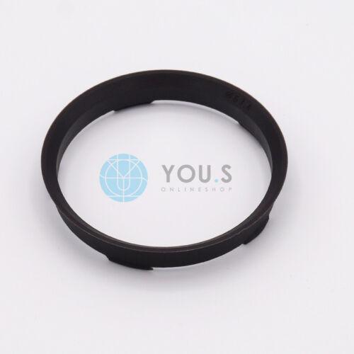 1 x anillo anillo distanciador para llantas de aluminio fz80 67,0-63,4 mm CMS dBV