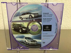 2004 2005 mercedes e320 cdi e500 4matic e55 amg navigation for Mercedes benz 2005 e320 parts