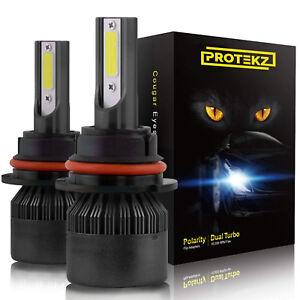 Protekz-LED-Headlight-Kit-Bulb-9005-6000K-1200W-for-2016-2016-Chrysler-200-300