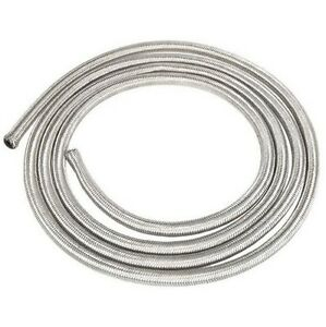 3m-of-6mm-1-4-034-Fuel-Hose-Stainless-Steel-Braided-6-mm-Length-SAE30R6-R7
