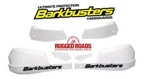 KIT-barkbusters-HANDGUARD-VPS-BIANCO-Bianco-crf1000-si-adatta-a-DCT-amp-modelli-non-DCT